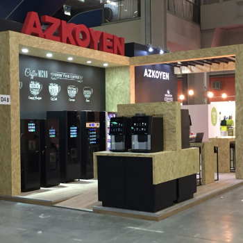 Azkoyen Payment Technologies presenta nuevos productos en Intertraffic